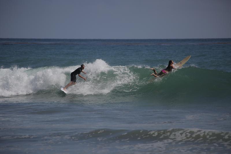 Séjour linguistique France, Brest - Surf