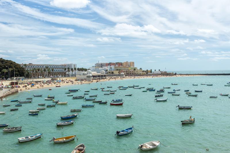 Séjour linguistique Espagne, Cádiz - Plage