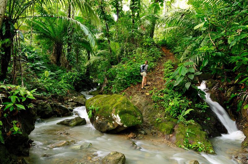 Séjour linguistique Panama, Trekking