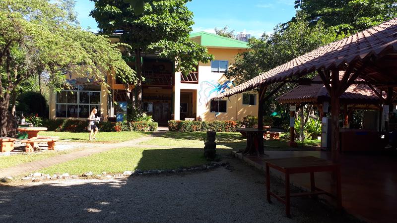 Sprachaufenthalt - Costa Rica - Samara - Intercultura - Terrasse