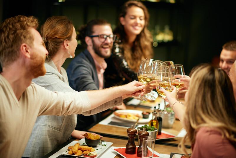 Séjour linguistique Austria, Restaurant