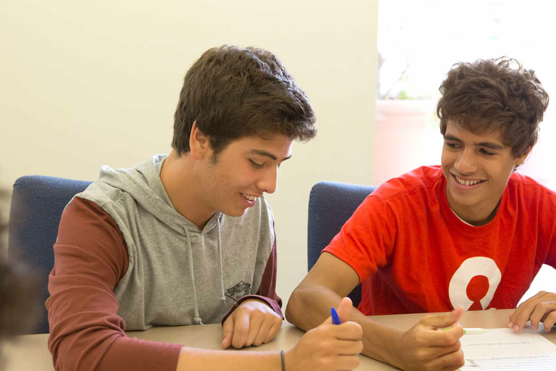 Sprachaufenthalt USA, San Diego - Converse University of San Diego - Lektionen