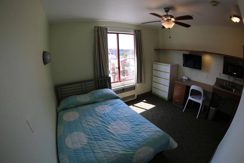 Sprachaufenthalt USA, San Diego - CEL San Diego - Accommodation - Residenz - Schlafzimmer