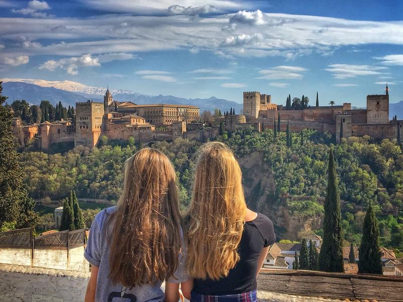 Sprachaufenthalt Spanien, Granada - Castila Granada - Studenten