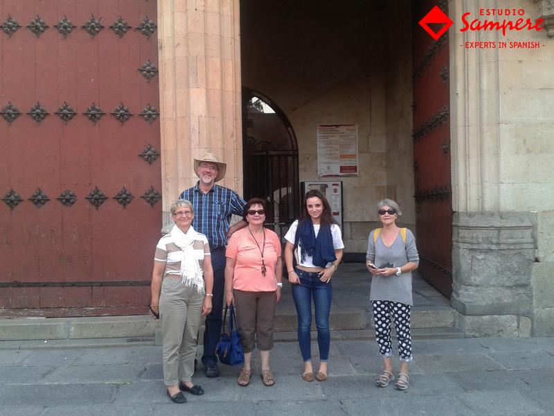 Sprachaufenthalt Spanien, Salamanca - Estudio Sampere Salamanca - Studenten
