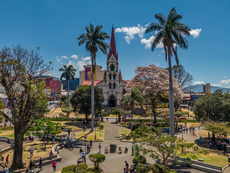 Séjour linguistique Costa Rica, San José - Église
