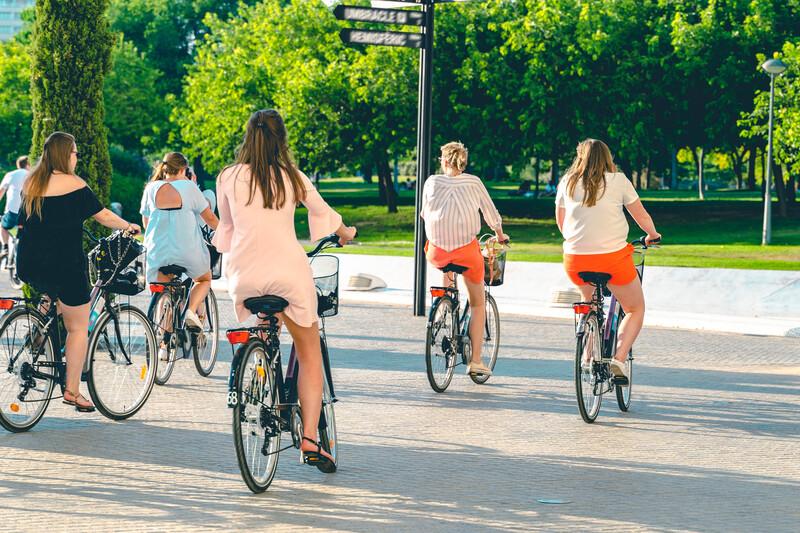 Sprachaufenthalt Spanien, Valencia - Fahrradtour