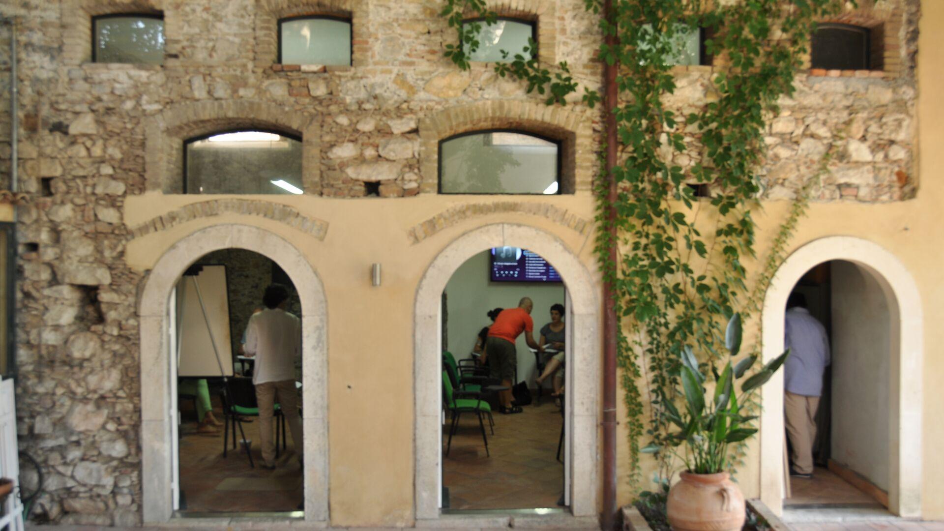 Sprachaufenthalt Italien, Taormina - Babilonia Taormina - Schule