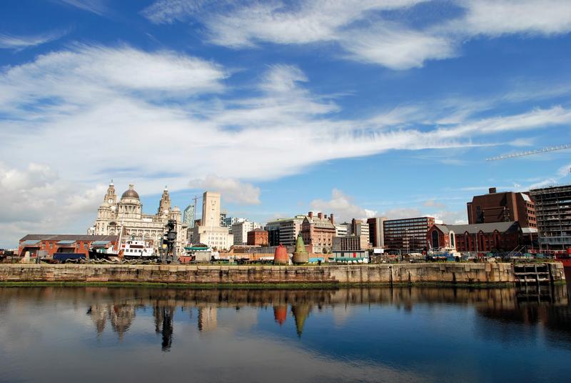Sprachaufenthalt England, Liverpool