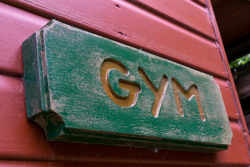 Séjour linguistique Angleterre, Warnford - Riversdown House - Gym