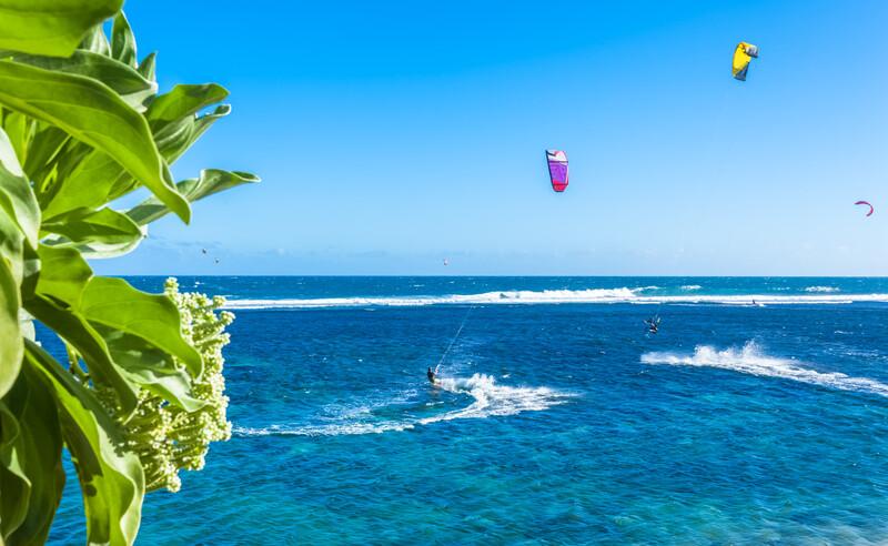 Séjour linguistique Espagne, Kite Surfing