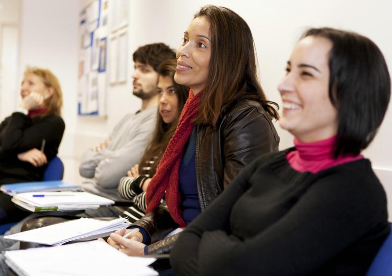 Sprachaufenthalt England, London - EC London 30+ - Lektionen