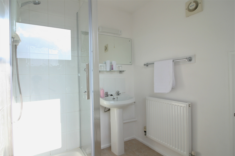 Sprachaufenthalt England, Torquay - Torquay International School - Accommodation - Apartment - Badezimmer