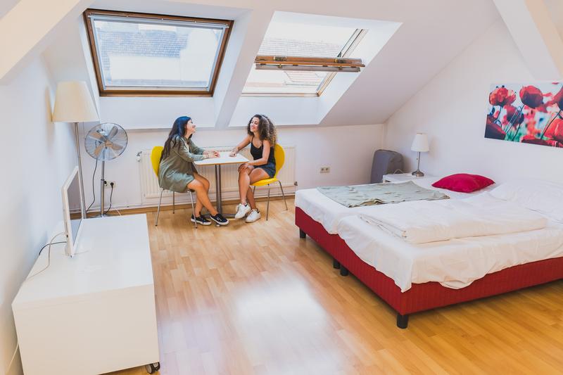 Sprachaufenthalt Österreich, Wien - Actilingua Academy Vienna - Accommodation - Apartment