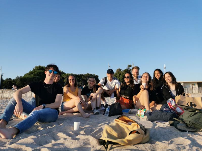 Séjour linguistique France, La Rochelle - Inlingua la Rochelle - Étudiants