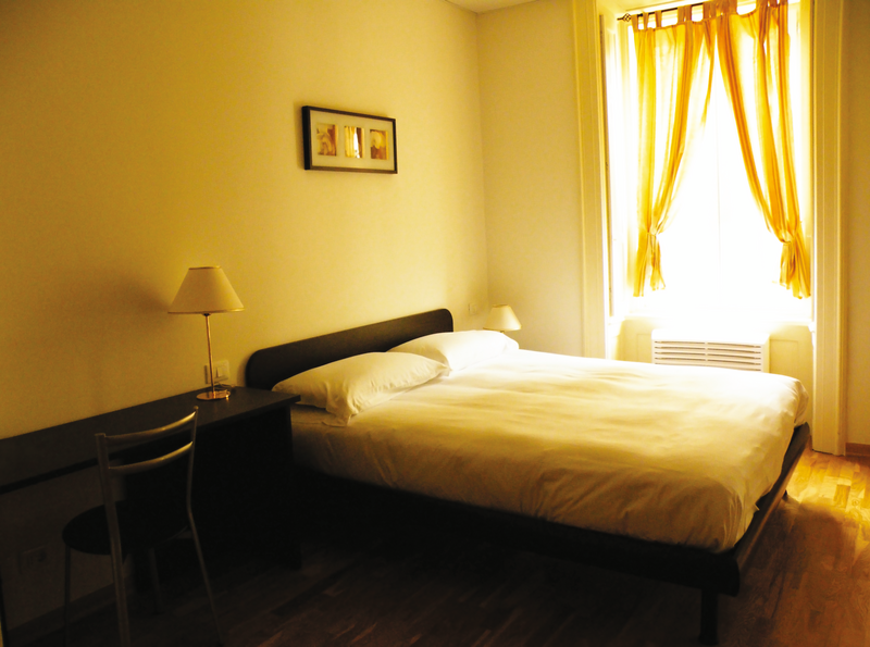 Sprachaufenthalt Italien - Triest - Piccola Univers Itàitaliana Trieste - Accommodation - Residenz - Doppelzimmer