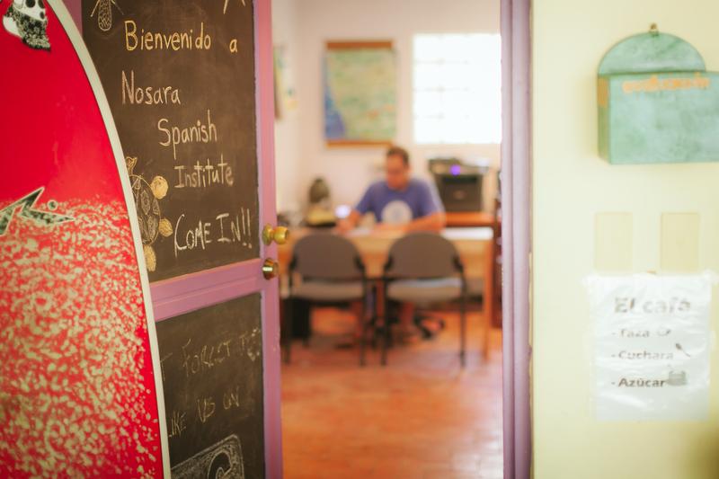 Séjour linguistique Costa Rica, Nosara - Nosara Spanish Institute - Classe