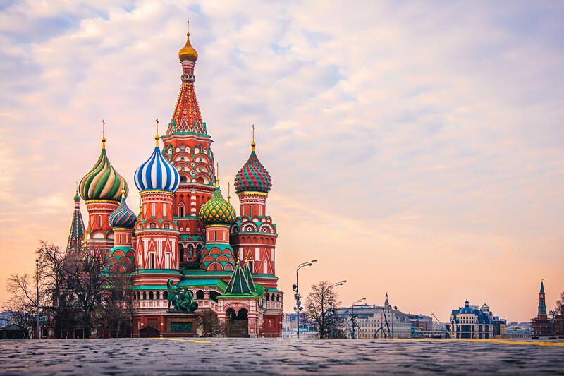 Sprachaufenthalt Russland, Moskau - Lidendenz Moscow - Platz
