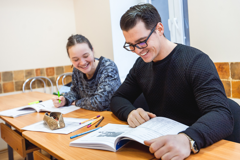 Sprachaufenthalt Lettland, Riga - Lidendenz – Studenten