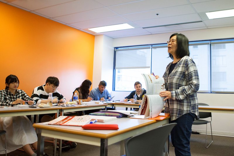 Séjour linguistique Canada, Vancouver - EC Vancouver - Leçon