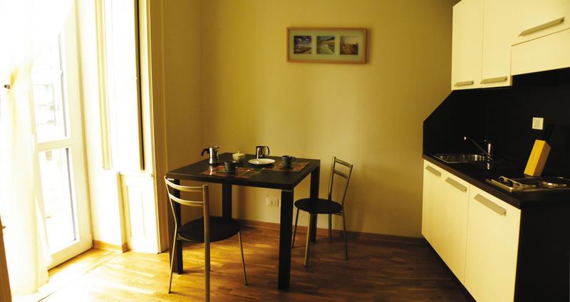 Sprachaufenthalt Italien - Triest - Piccola Univers Itàitaliana Trieste - Accommodation - Residenz - Küche