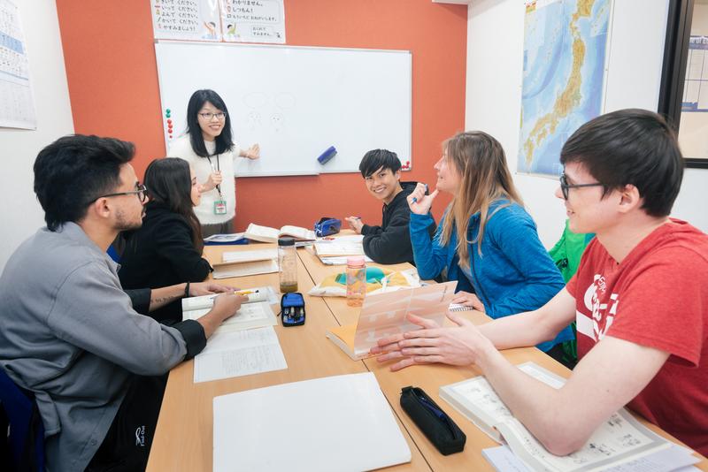 Sprachaufenthalt Japan, Kyoto - Genki Japanese School Kyoto - Lektionen