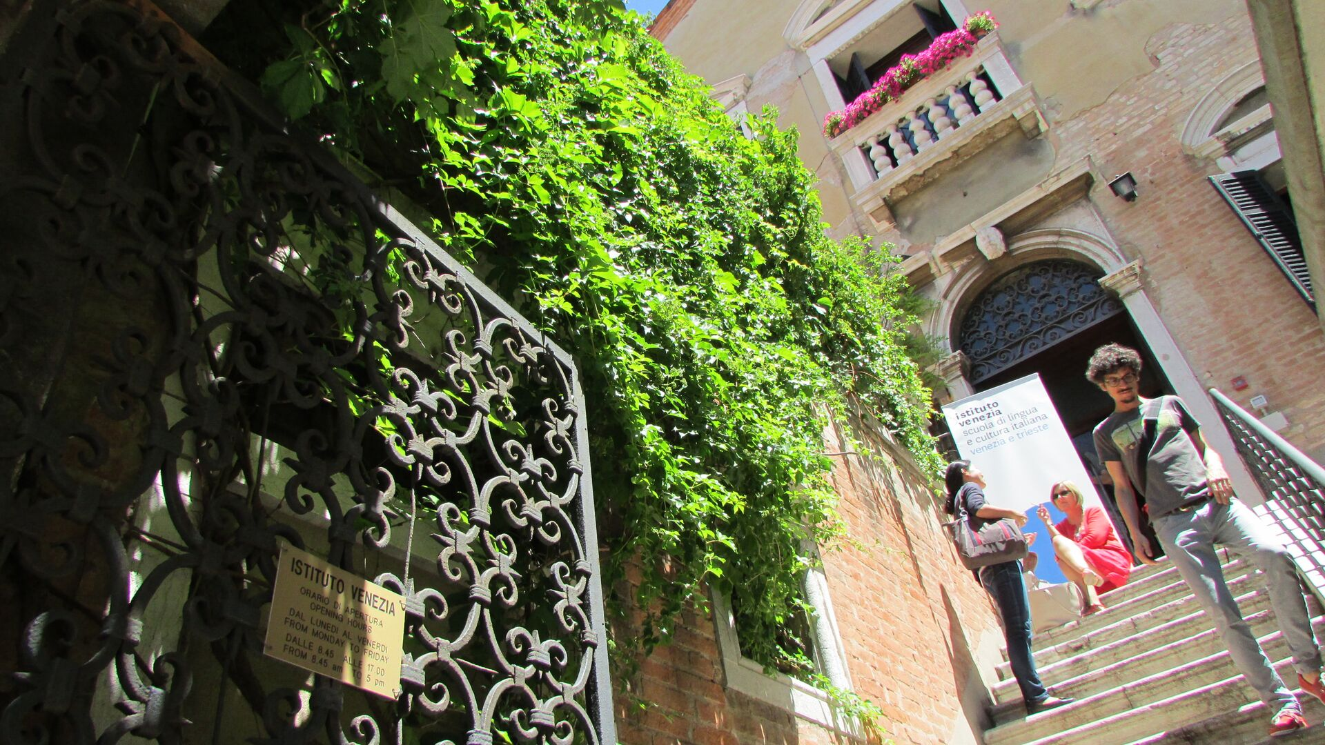 Sprachaufenthalt Italien - Venedig - Istituto Venezia - Schule