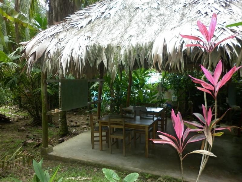 Sprachaufenthalt Costa Rica, Puerto Viejo de Talamanca - Spanish by the Sea Puerto Viejo - Klassenzimmer