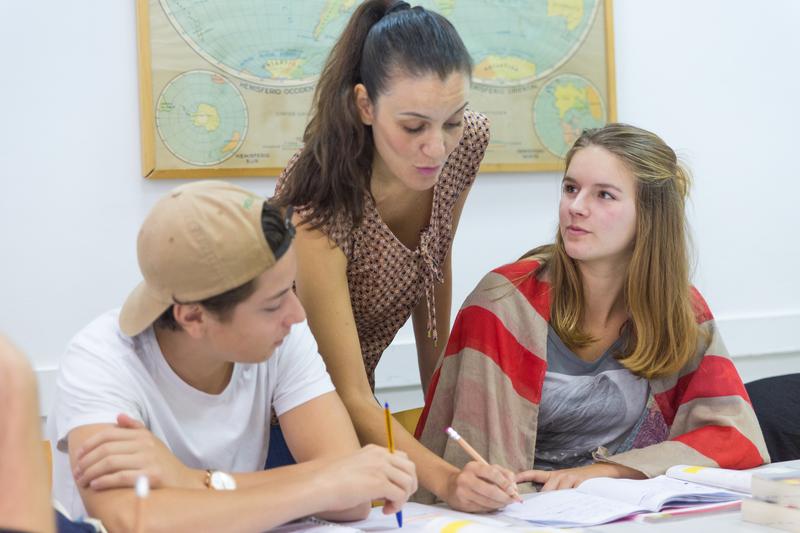 Séjour linguistique Espagne, Sevilla - CLIC Sevilla - Leçons