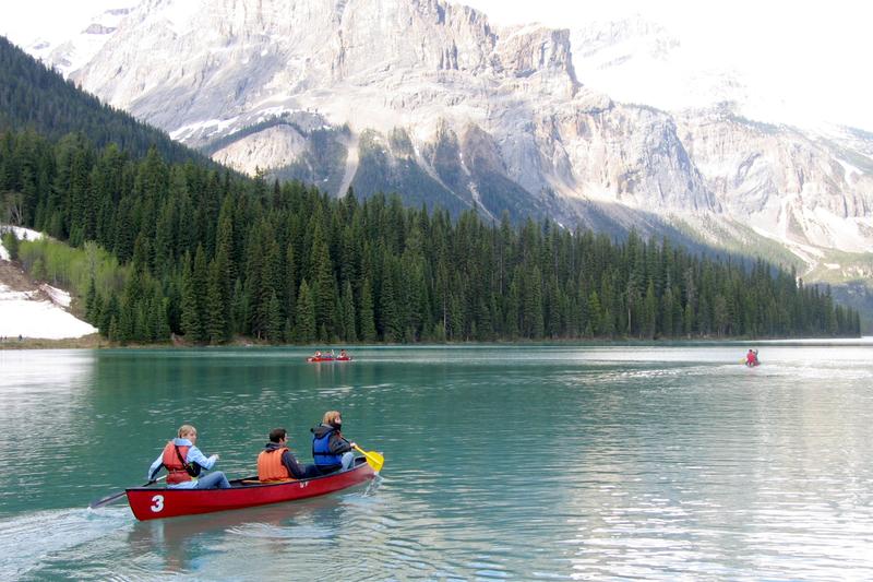 Sprachaufenthalt Kanada, Victoria - Global Village Victoria - Kayaking