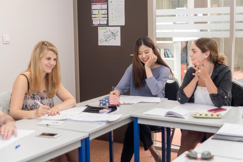 Sprachaufenthalt Frankreich, Lyon - Lyon Bleu International - Lektionen