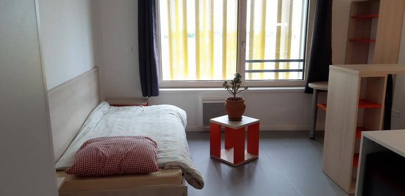 Sprachaufenthalt Frankreich, La Rochelle - Inlingua la Rochelle - Accommodation - Residenz Utopia - Zimmer