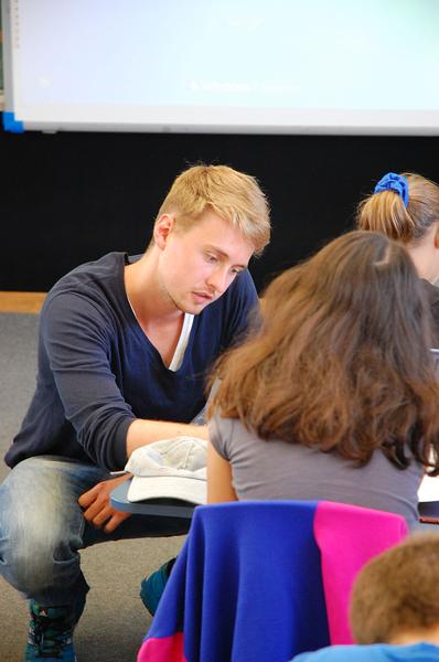 Sprachaufenthalt Neuseeland, Wellington - ETC Wellington - Lektionen