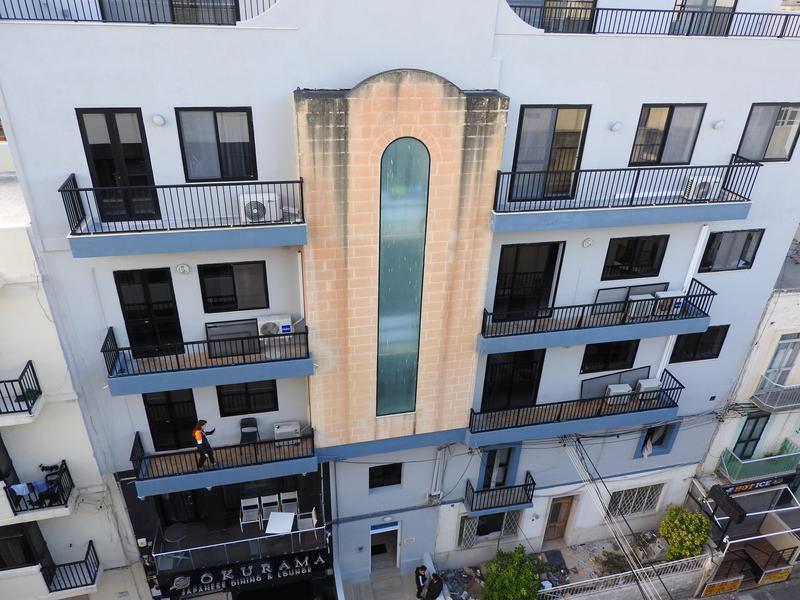 Sprachaufenthalt Malta, St Julians - European School of English Malta - Accommodation - Central Apartment - Gebäude
