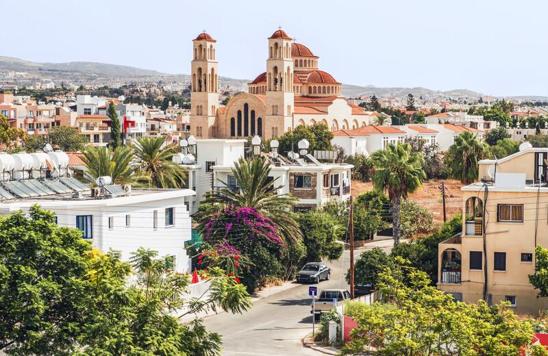 Séjour linguistique Chypre, Agio Anargyroi