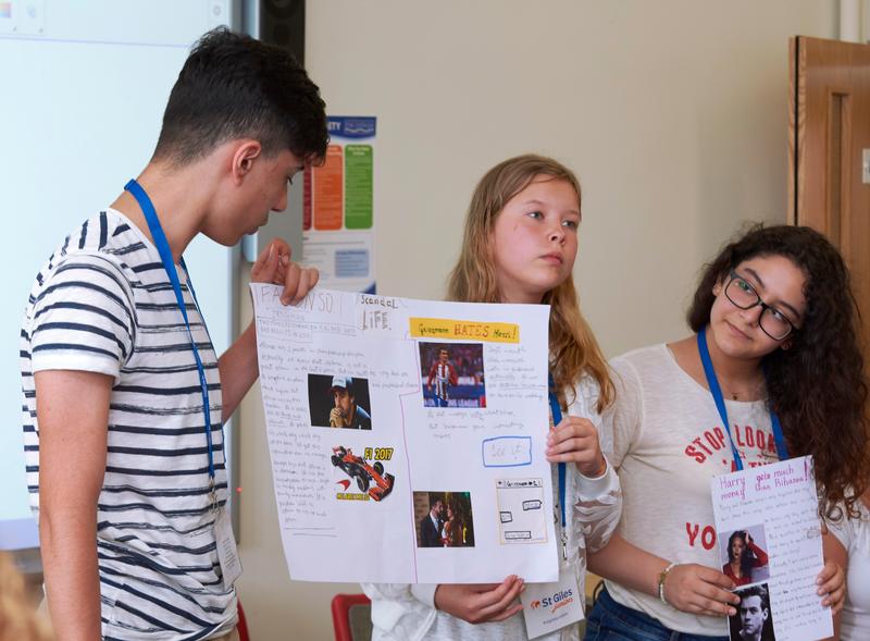 Sprachaufenthalt England, Bournemouth - St Giles Bournemouth - Studenten