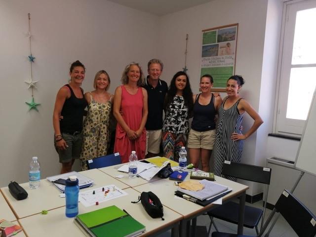 Séjour linguistique Italie, Sestri Levante - Scuola ABC Sestri Levante - Étudiants