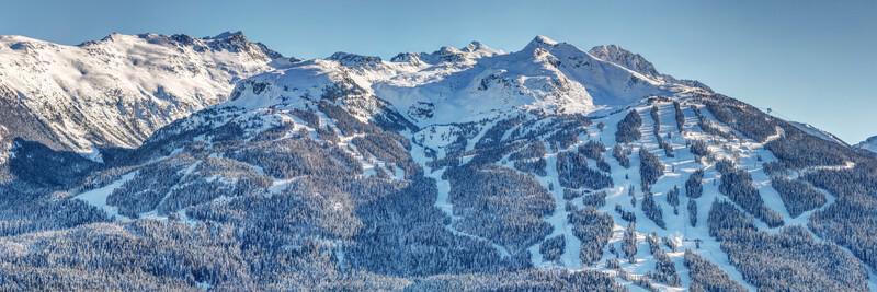 Sprachaufenthalt Kanada, Whistler - Blackcomb Mountain