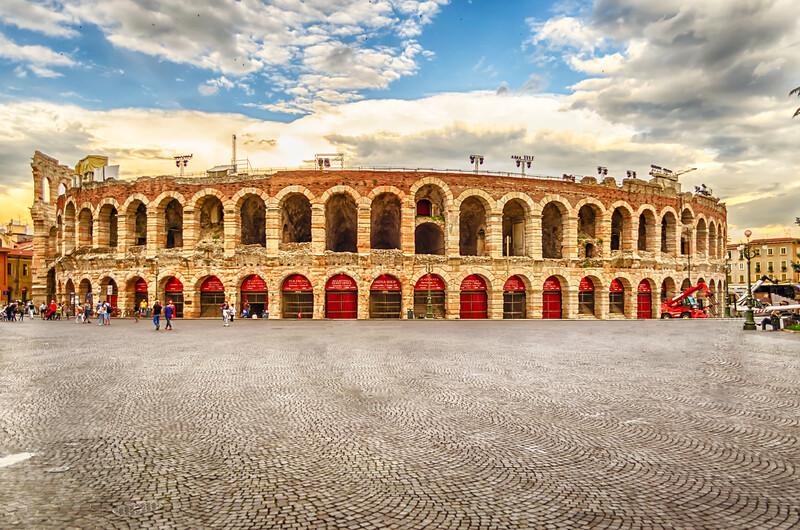 Séjour linguistique Italie, Verone - Verona Arena
