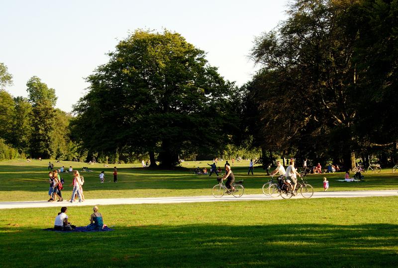 Sprachaufenthalt England, Cambridge - Velotour Park