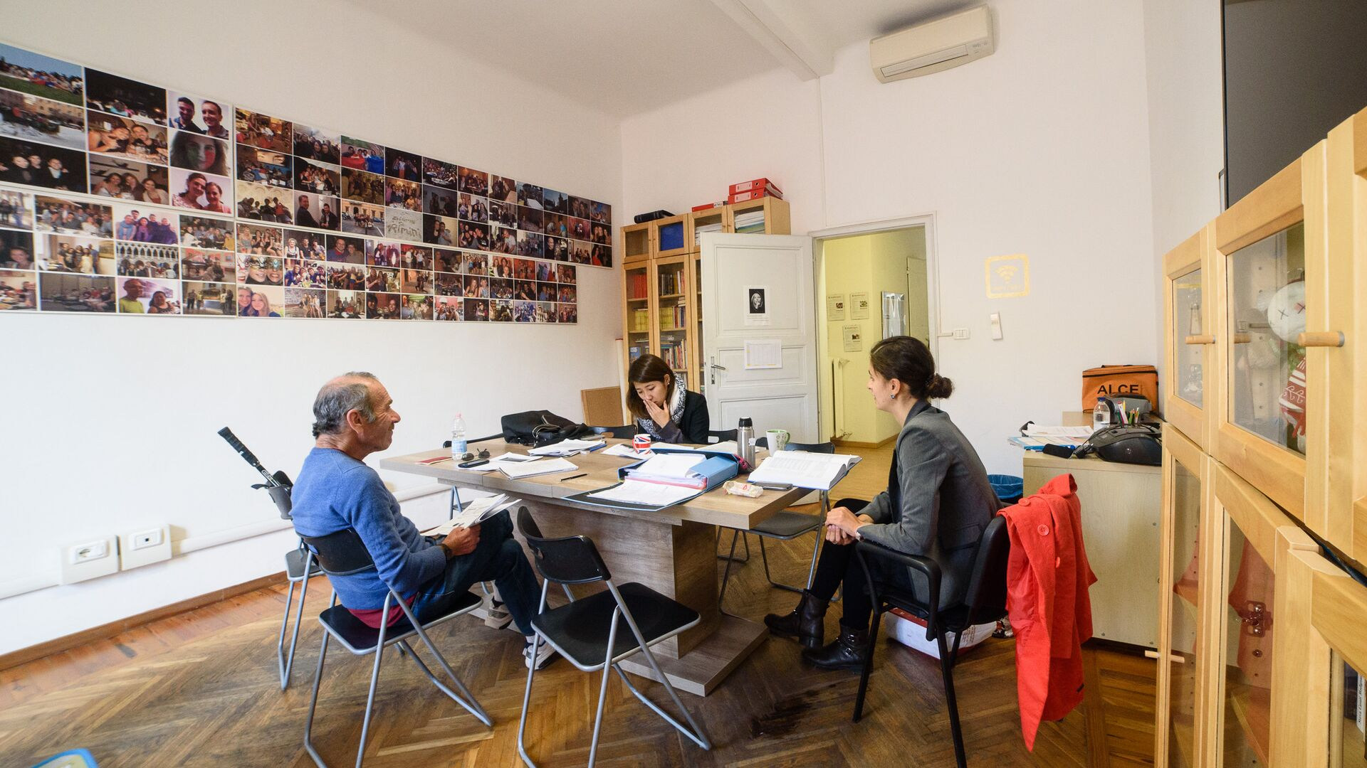 Sprachaufenthalt Italien, Bologna - ALCE Bologna - Lektionen