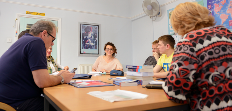 Séjour linguistique Angleterre, Worcester - Worcester School of English - Leçon
