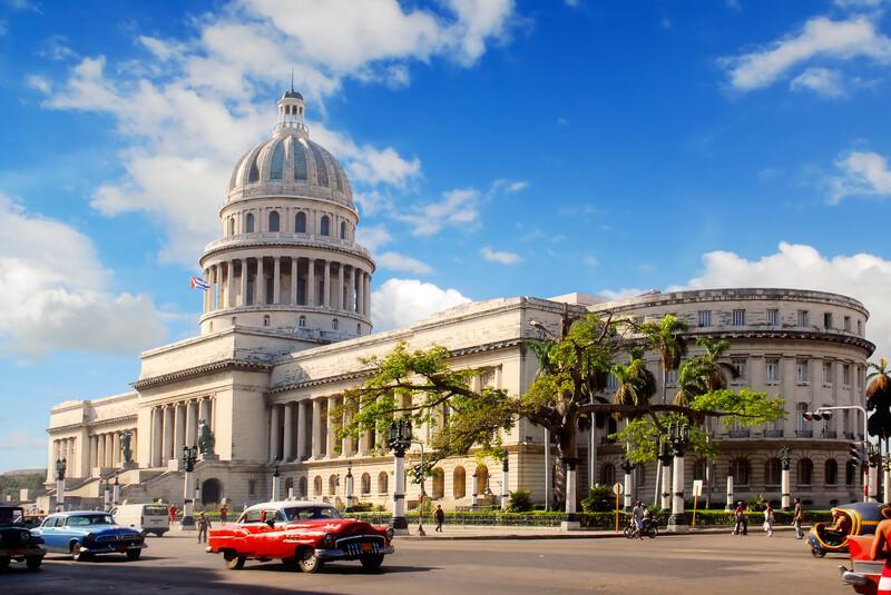 Sprachaufenthalt Kuba, Havanna - Capitolio