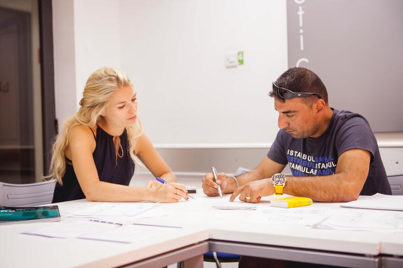 Séjour linguistique Malte, St Julians – EC Malta - Leçon