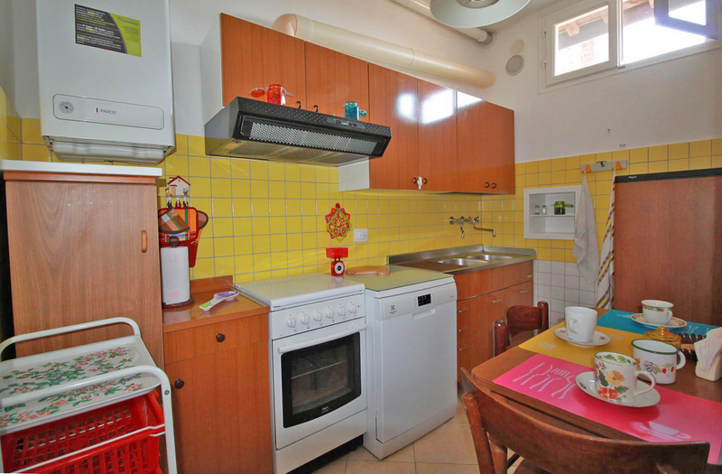 Sprachaufenthalt Italien, Siena - Dante Alighieri Siena - Accommodation - Shared Apartment - Küche