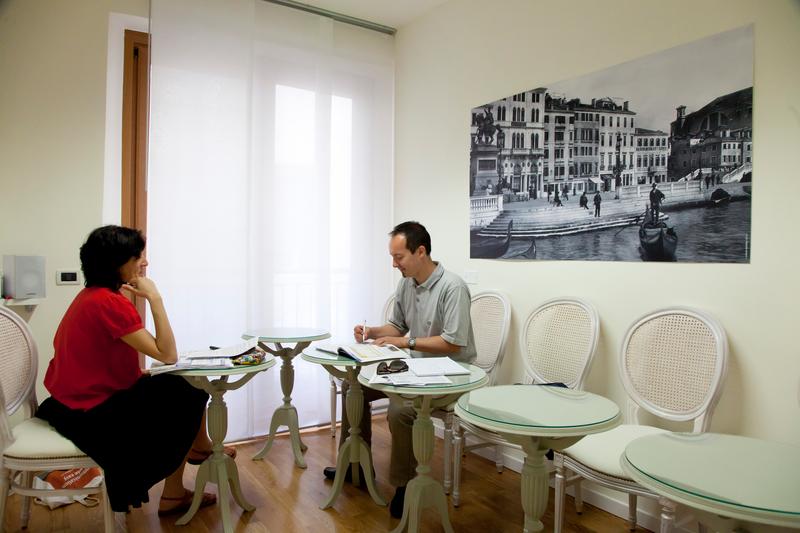 Sprachaufenthalt Italien, Triest - Piccola Univers Itàitaliana Trieste - Lektionen