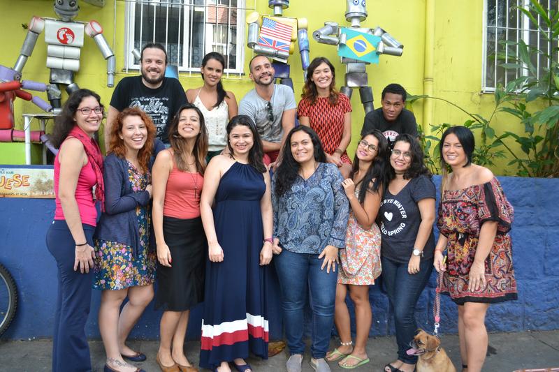 Séjour linguistique Brasilien, Rio de Janeiro - Caminhos Language Centre Rio de Janeiro - Étudiants