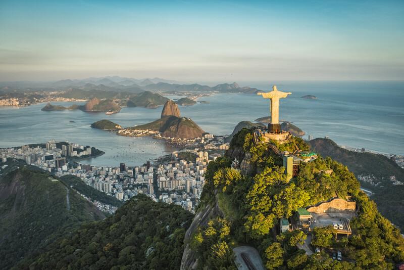 Séjour linguistique Brésil, Rio de Janeiro - Statue