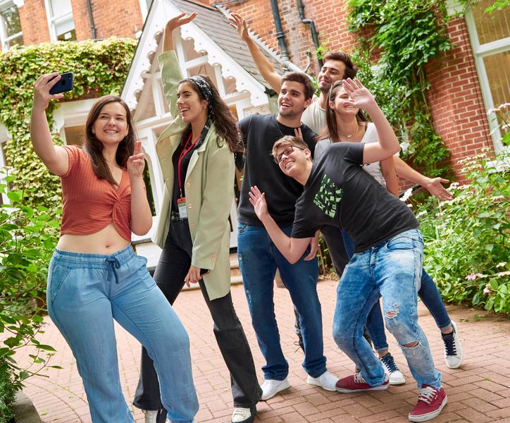 Sprachaufenthalt England, London - St Giles London Highgate - Studenten