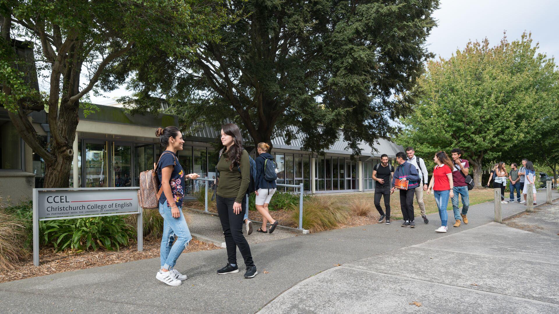 Séjour linguistique Nouvelle Zélande, Christchurch - Christchurch College of English ltd - École - © Neil Macbeth